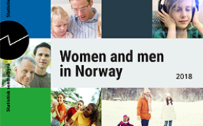 Women and men in Norway 2018